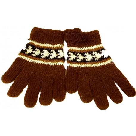 Paire de gants Alpaga