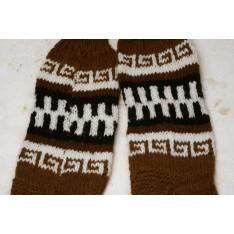 Paire de chaussettes Alpaga