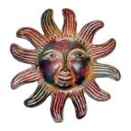"Soleil ""Rayos"" grand"