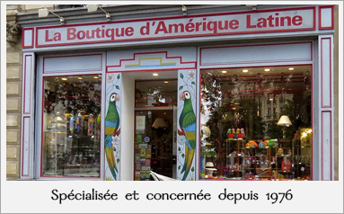 A propos La boutique