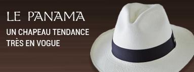 Le chapeau Panama